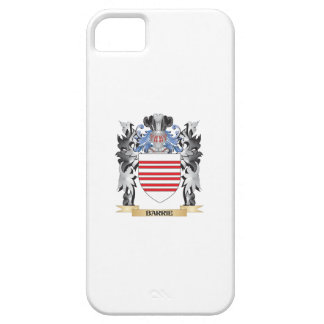 Barrie Coat of Arms - Family Crest iPhone 5 Cases