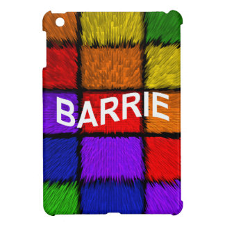 BARRIE ( male names ) Case For The iPad Mini