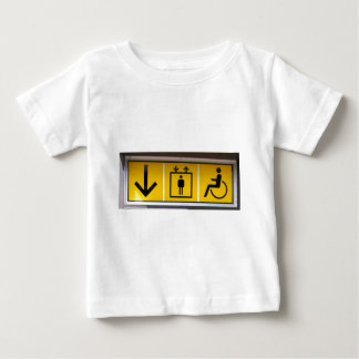 Barrier-free-access-in-local-public-transport Baby T-Shirt