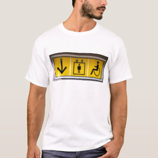 Barrier-free-access-in-local-public-transport T-Shirt