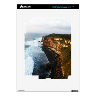 Barrier in Bali iPad 3 Decals