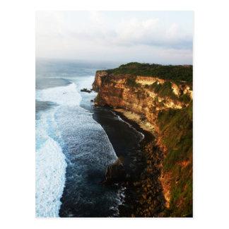 Barrier in Bali Postcard