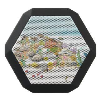 Barrier Reef Black Bluetooth Speaker