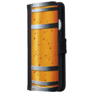 Barril de cerveza retro del vintage carcasa de iPhone 6