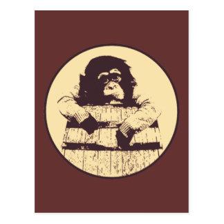 Barril de monos