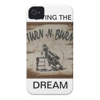 BARRIL QUE COMPITE CON LA CAJA DEL TELÉFONO DE I iPhone 4 PROTECTORES