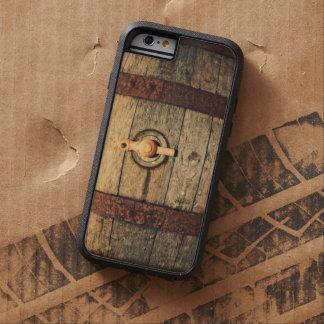 Barril viejo funda de iPhone 6 tough xtreme