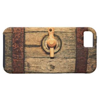 Barril viejo iPhone 5 fundas
