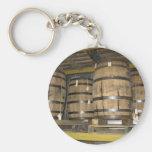 Barriles del whisky llavero personalizado