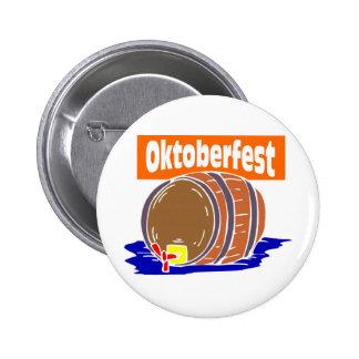 Barrilete de cerveza de Oktoberfest Pins