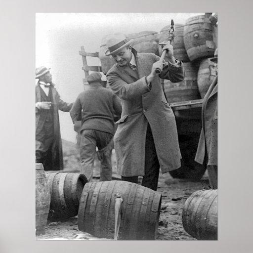 Barriletes de destrucción de Beer, 1924. Foto del Póster
