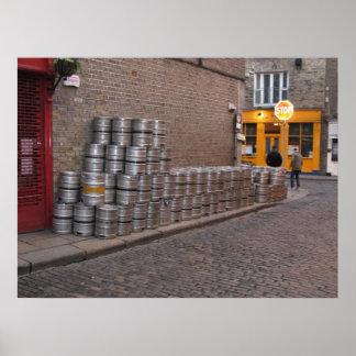 Barriletes de Dublín Póster