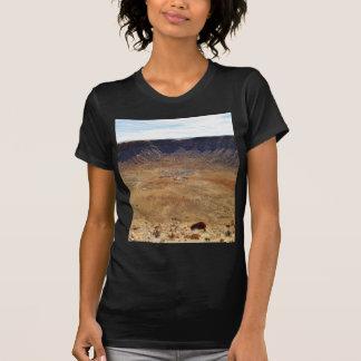 Barringer Meteorite Crater T Shirts