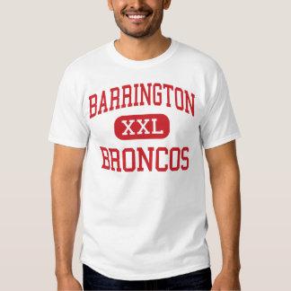 Barrington - Broncos - High - Barrington Illinois Shirt