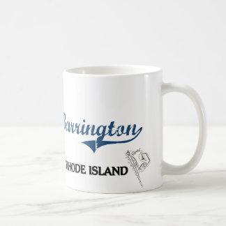 Barrington City Classic Coffee Mug