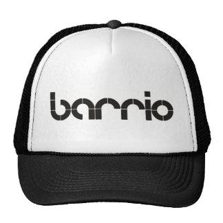 BARRIO CAP (BLACK) TRUCKER HAT
