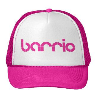 BARRIO CAP (PINK) TRUCKER HAT