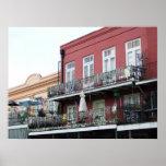 Barrio francés de New Orleans Impresiones