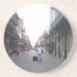 Barrio francés de New Orleans Posavasos Diseño