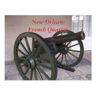 Barrio francés de New Orleans Tarjetas Postales
