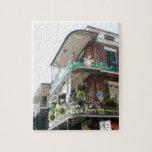 Barrio francés de NOLA Puzzle Con Fotos