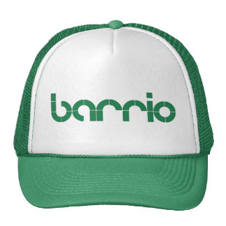 Barrio Trucker Cap Mesh Hat
