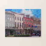 Barrios franceses, rompecabezas de New Orleans