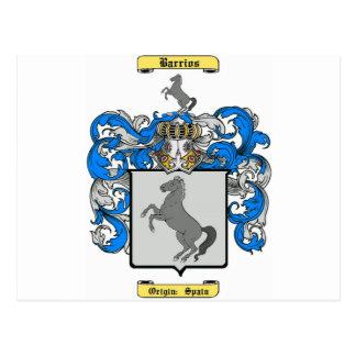 Barrios hispanos postal