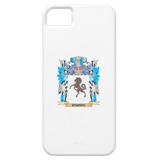 Barris Coat of Arms iPhone 5 Case