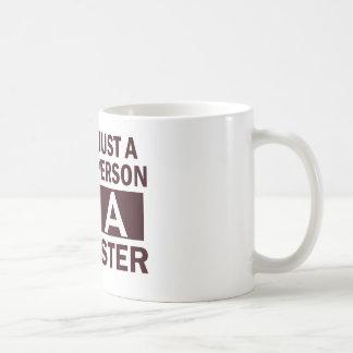 barrister design coffee mug