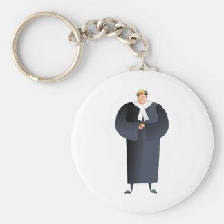 Barrister Keychain