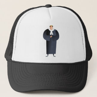 Barrister Trucker Hat