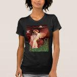 Barro amasado 5 (cervatillo) - ángel asentado camiseta
