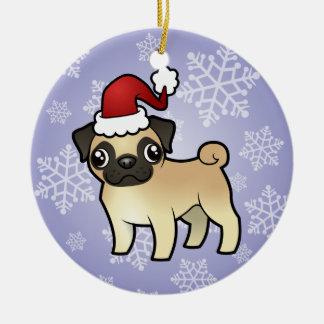 Barro amasado del navidad