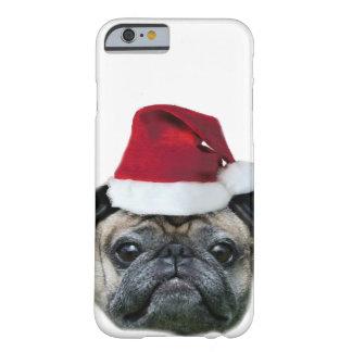 Barro amasado del navidad funda para iPhone 6 barely there
