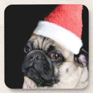Barro amasado del navidad posavaso