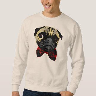 Barro amasado del peto - el suéter de los hombres