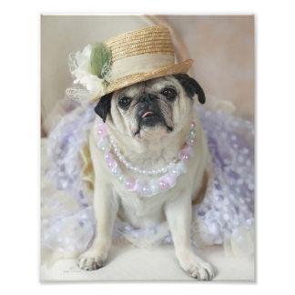 Barro amasado dulce en la impresión del gorra de p arte con fotos