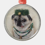 Barro amasado en el ornamento de Belces de navidad Ornato