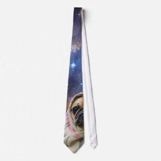 Barro amasado en un lazo combinado del espacio corbata personalizada
