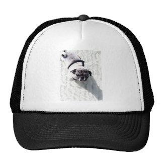 Barro amasado gorras de camionero
