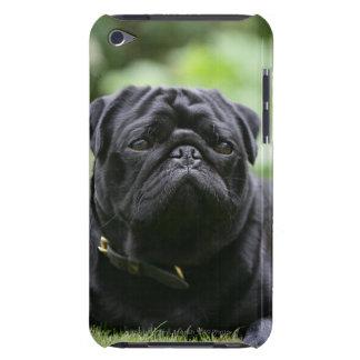 Barro amasado negro que coloca iPod touch Case-Mate carcasa