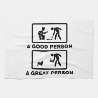 Barro amasado toallas