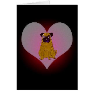Barro amasado Patrick mi tarjeta del corazón