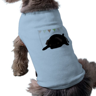 Barro amasado camisetas de mascota
