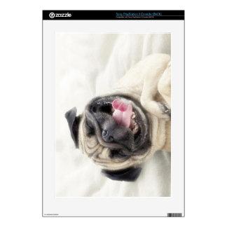 Barro amasado sonriente. Barro amasado divertido Consola PS3 Skin