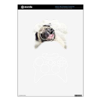 Barro amasado sonriente. Barro amasado divertido Mando Xbox 360 Skin