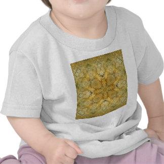 Barroco 1 del vintage de Kreations del caleidoscop Camisetas