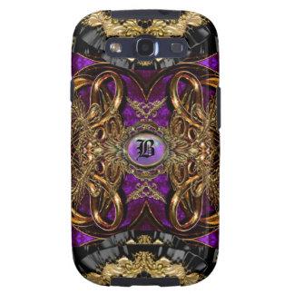 Barroco de Hauteleash Hampton Galaxy S3 Cárcasas
