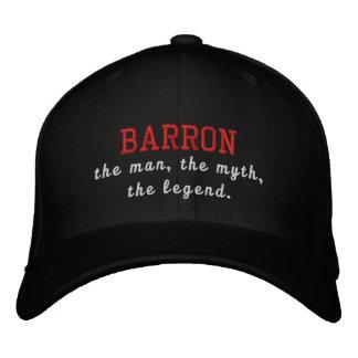 Barron el hombre, el mito, la leyenda